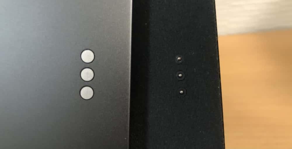 【Magic Keyboard】トラックパッドがついたiPadのキーボード